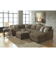 Ashley Justyna Sectional Sofa