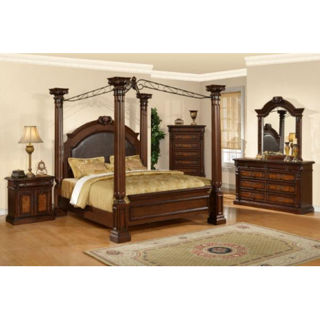 Olympia 5 PC Bedroom Set