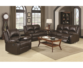 Boston Reclining Sofa & Loveseat