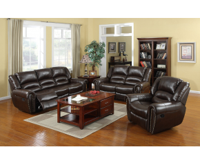 Catalina Reclining Sofa and Loveseat