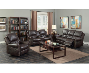 Manchester Reclining Sofa & Loveseat