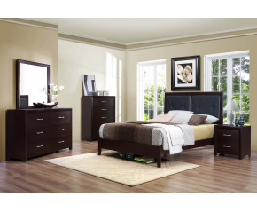 Edina 4PC Bedroom Set