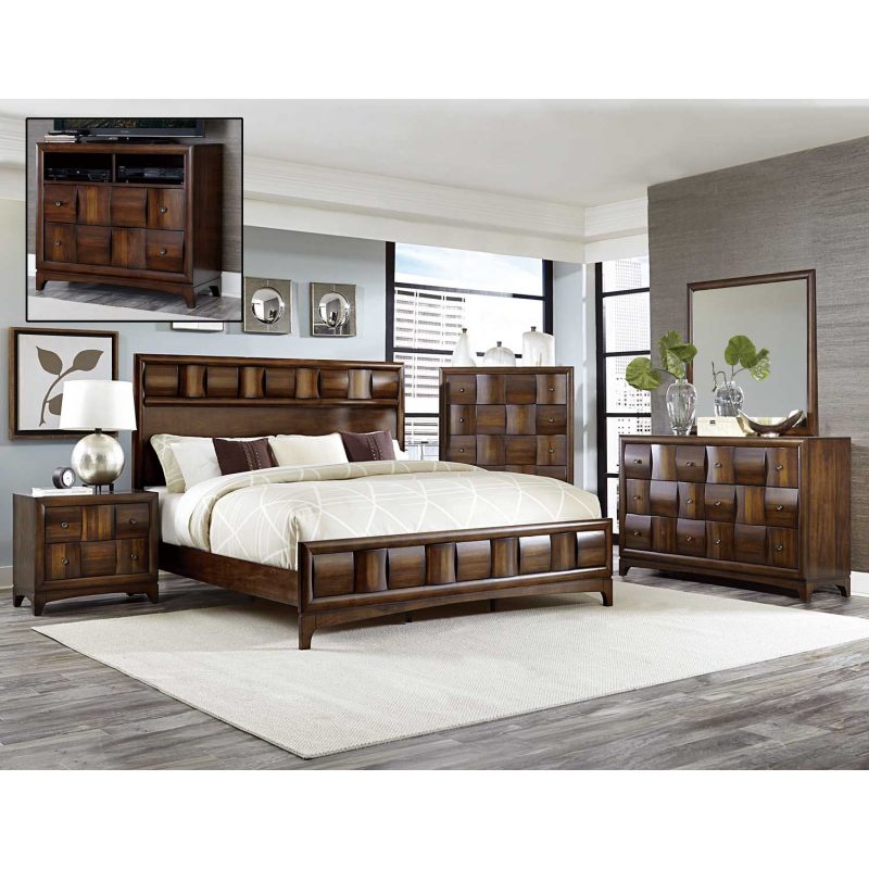 Porter 4pc Bedroom Set