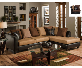 Delta Sectional Sofa