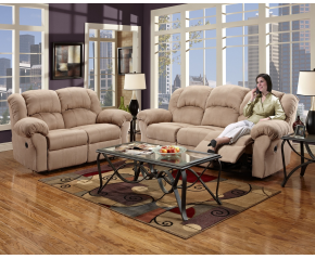 Montana Reclining Sofa & Loveseat