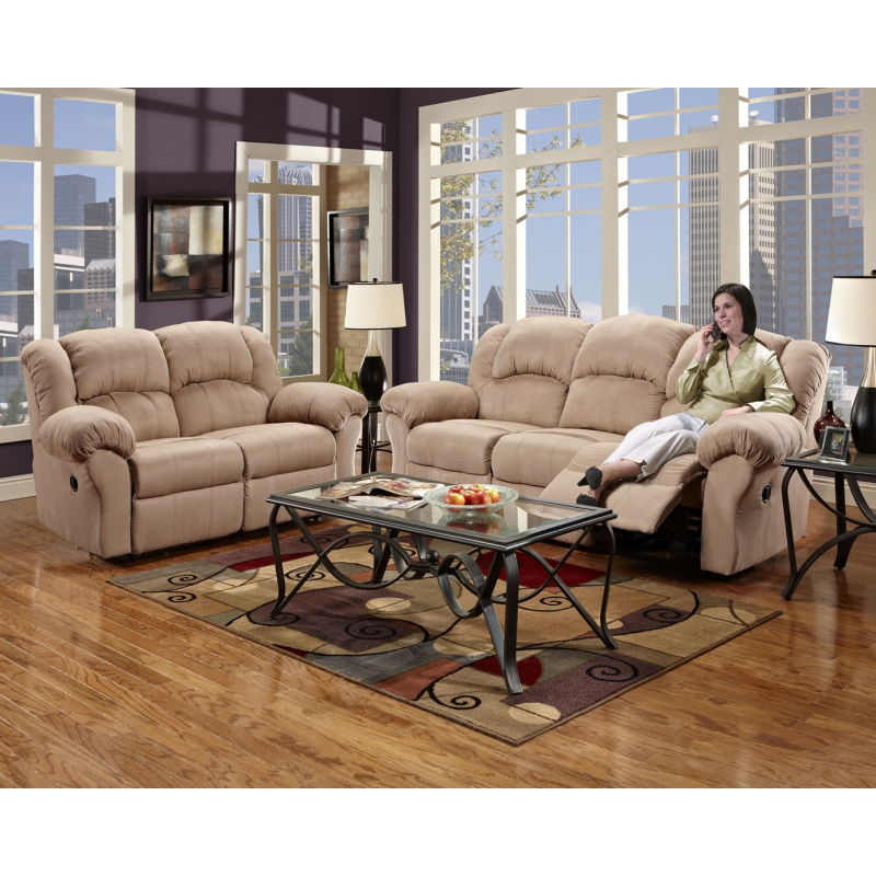 Montana Reclining Sofa U0026 Loveseat ...