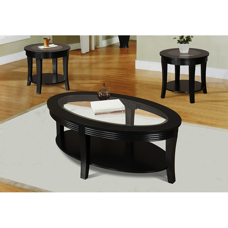 Calypso 3 pc coffee table set 3 set coffee tables