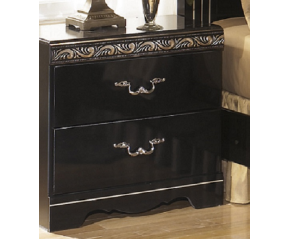 Constellations Night Stand By Signature Design By Ashley
