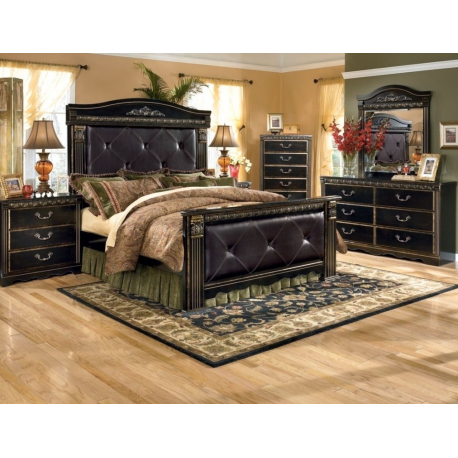 . Ashley Coal Creek 4PC Bedroom Set