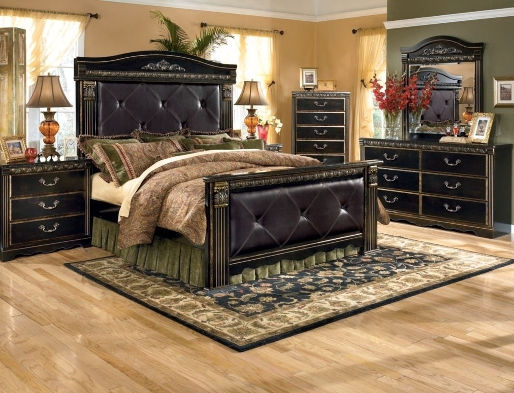 Ashley Coal Creek 4pc Bedroom Set