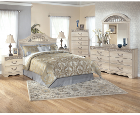 Ashley Catilina 5PC Bedroom Set
