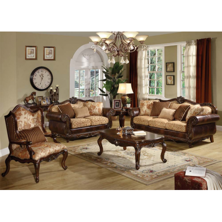 Remington Sofa Loveseat Set