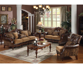 Dreena Sofa & Loveseat