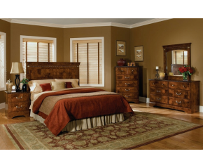 San Miguel 5PC Bedroom Set