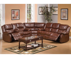 Fullerton Power Reclining Sectional Sofa