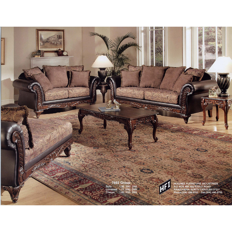 Serta Ronalynn Sofa Amp Loveseat In San Marino Chocolate