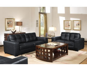 Savannah Sofa & Loveseat