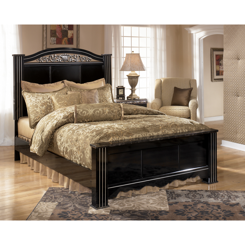 ... Sets > Constellations Poster 4PC Bedroom Set By Signature Design By