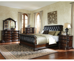 Standard Furniture Churchill 5PC Bedroom Set