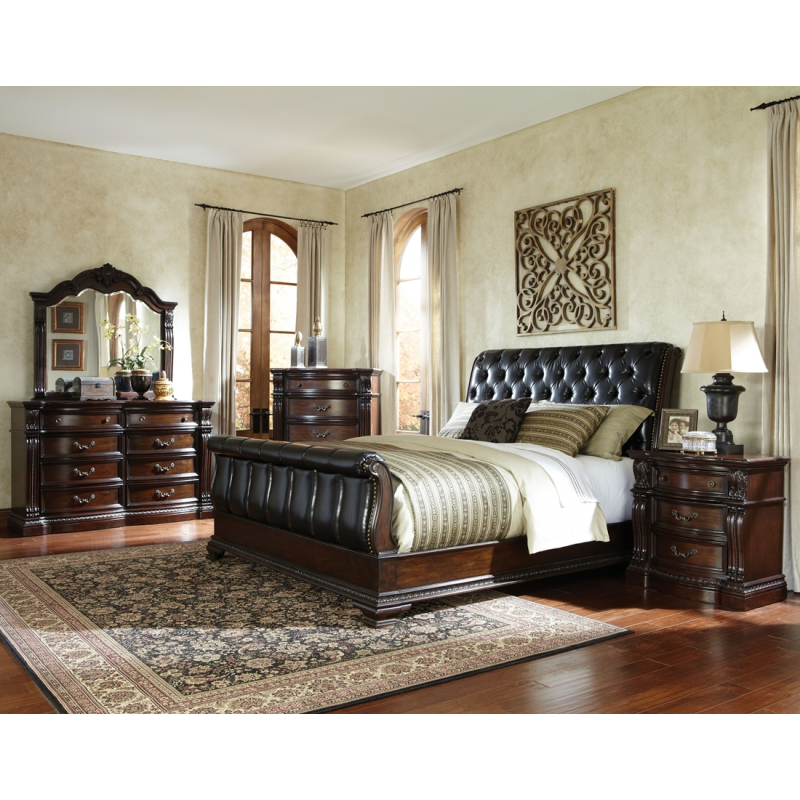 standard furniture churchill 4pc bedroom set