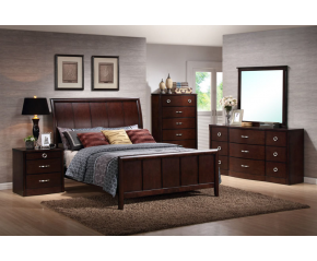 Bordeaux 5PC Bedroom Set