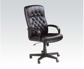 Charles Leather Office Chair