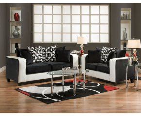 Olympia Sofa & Loveseat