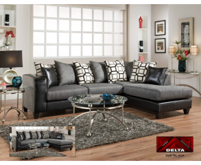 Leanne Sectional Sofa