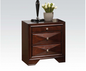 Windsor Merlot Nightstand