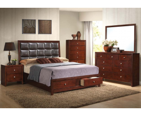 Ivanna 5PC Bedroom Set