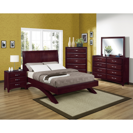 Vera 5PC Bedroom Set