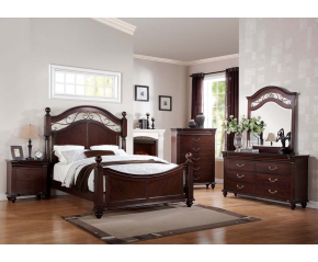Cleveland 5PC Bedroom Set