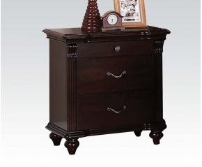 Cleveland Dark Cherry Nightstand