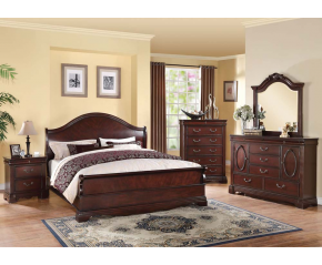 Beverly 4PC Bedroom Set