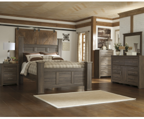 Juararo 4PC Bedroom Set