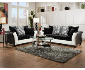 Tempest Sofa & Loveseat