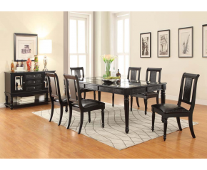 Caree 7PC Dining Set