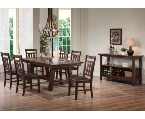 Luciano 7PC Dining Set