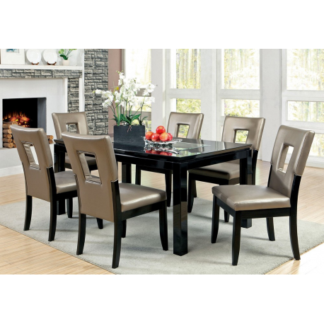 Evant 7PC Dining Table