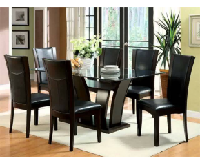 Manhattan 7PC Dining Table