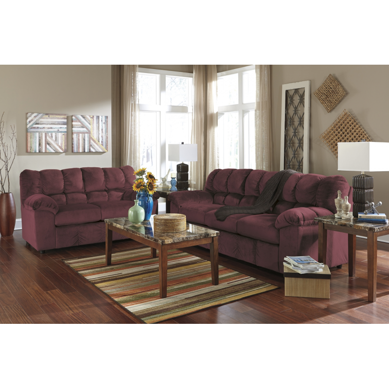 Ashley Julson Sofa Loveseat