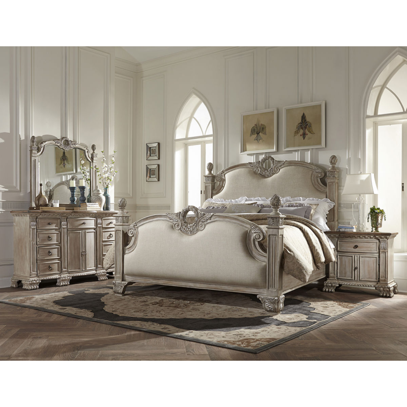 Orleans Ii 4pc Bedroom Set
