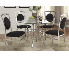 Aurora 5PC Dining Set