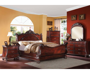 Abramson 4PC Bedroom Set