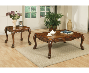 Dresden 3PC Occasional Table Set