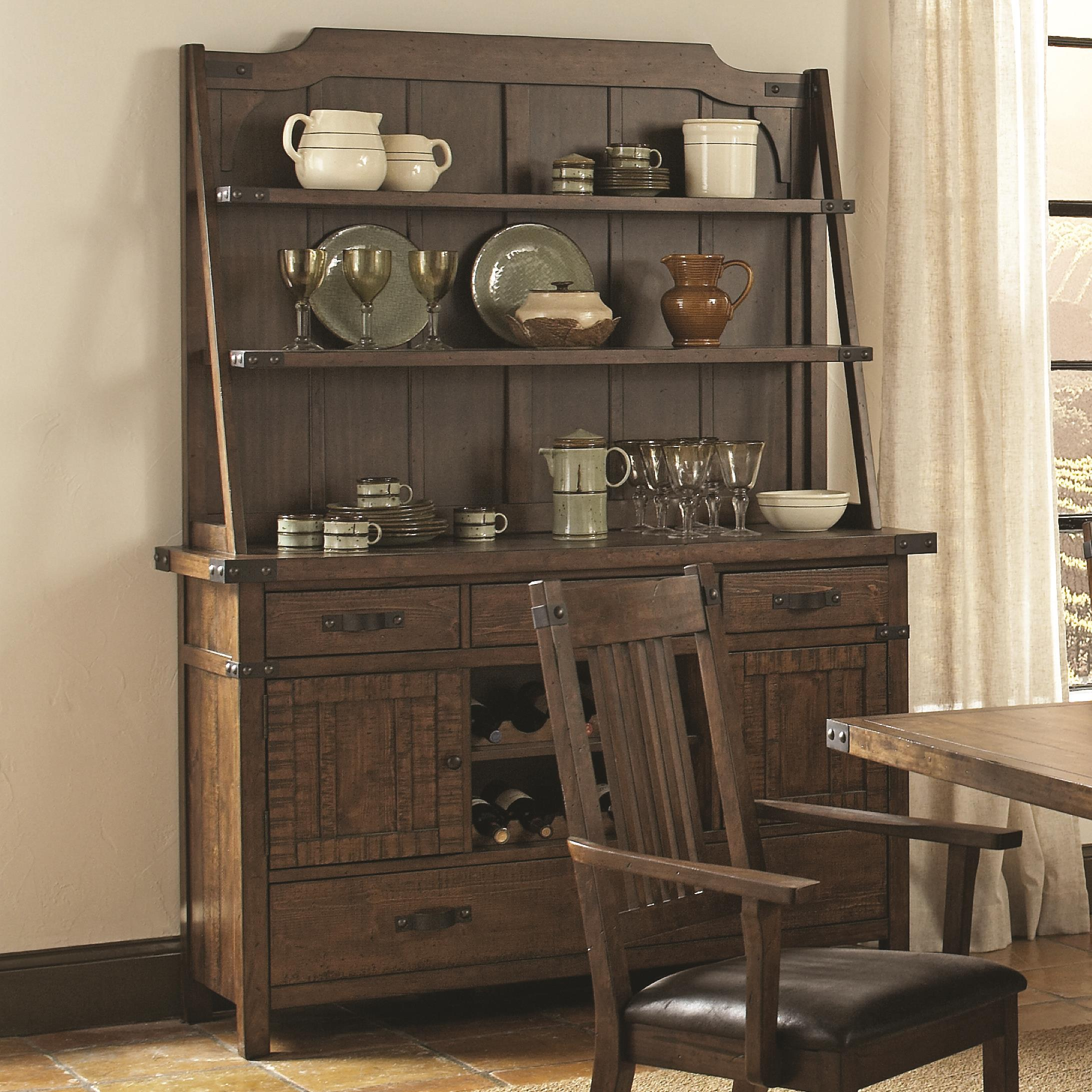 Astonishing Padima Hutch Buffet Home Interior And Landscaping Ologienasavecom