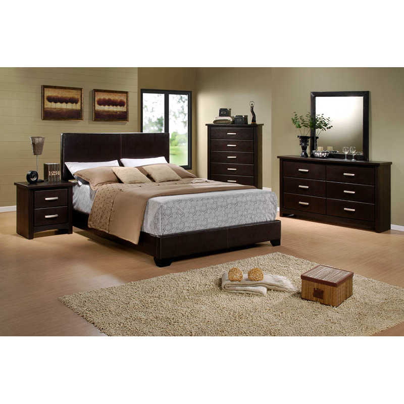 Delphi 4PC Bedroom Set