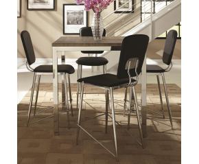 Eldridge 5PC Counter Height Dining Set