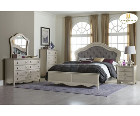 Toulouse 4PC Bedroom Set
