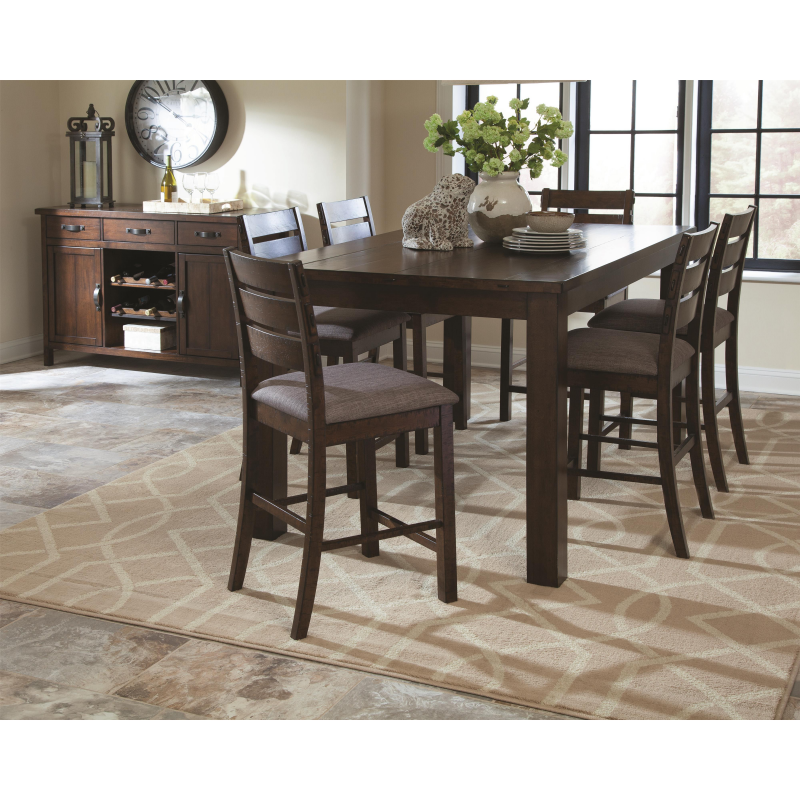 home dining room wiltshire 5 pc dining table